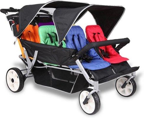 Babytrold Trille Buss Barnevogn