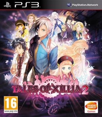 Tales of Xillia 2 til PlayStation 3
