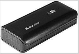 Verbatim Portable Power Pack 2600mAh