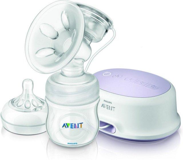 Philips Avent Natural Elektrisk Brystpumpe