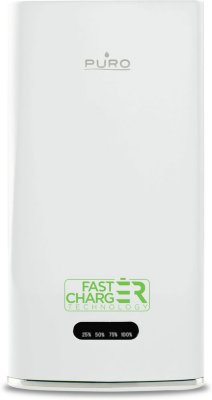 Puro Powerbank Fast Charger FCBB60P1WHI