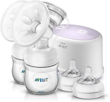 Philips Avent Natural Twin Elektrisk Brystpumpe SCF334