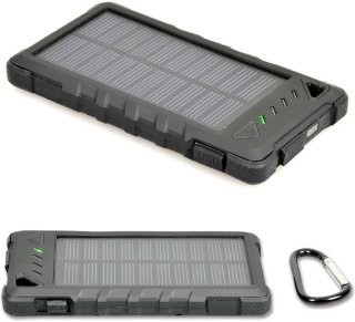 Port DESIGNS Solar Powerbank