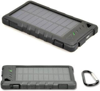 DESIGNS Solar Powerbank