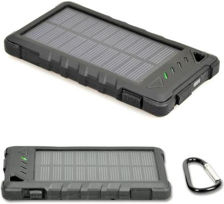 Port DESIGNS Solar Powerbank