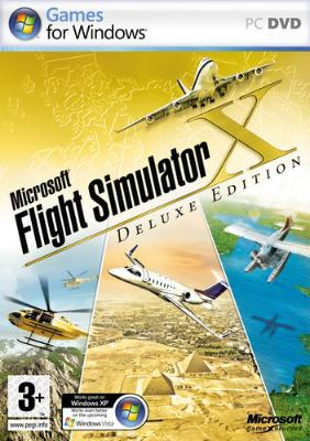 Microsoft Flight Simulator X til PC
