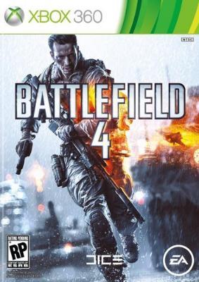 Battlefield 4 til Xbox 360