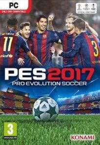 Pro Evolution Soccer 2017 til PC