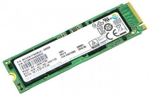 Samsung PM961 1TB (MZVLW1T0HMLH-00000)