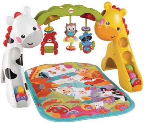 Fisher-Price Newborn To Toddler Babygym