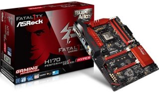 ASRock Fatal1ty H170 Performance/Hyper
