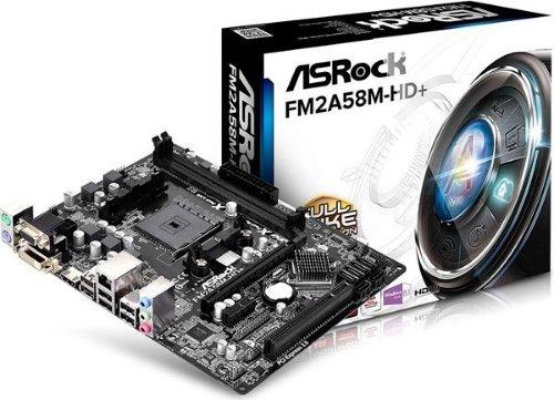 ASRock FM2A58M-HD+