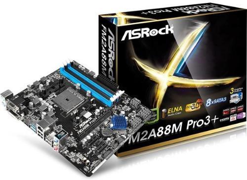 ASRock FM2A88M Pro3+
