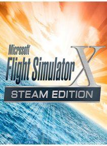 Microsoft Flight Simulator X Steam Edition til PC