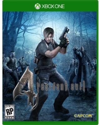 Resident Evil 4 til Xbox One