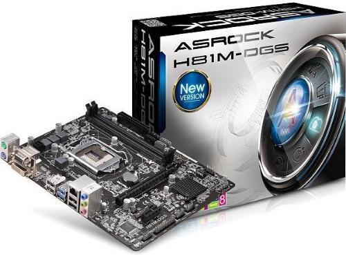 ASRock H81M-DGS