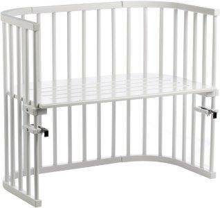 BabyBay Bedside Crib Uten Langside