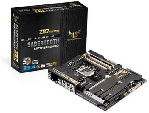 Asus Sabertooth Z97 Mark 1/USB 3.1