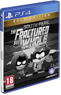 South Park: The Fractured But Whole Gold Edition til Playstation 4