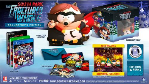 South Park: The Fractured But Whole Collectors Edition til Playstation 4