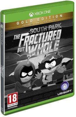 South Park: The Fractured But Whole Gold Edition til Xbox One