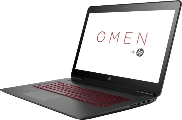 HP Omen 17-W105NO