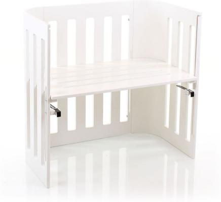 BabyBay Trend Bedside Crib Trend Uten Langside