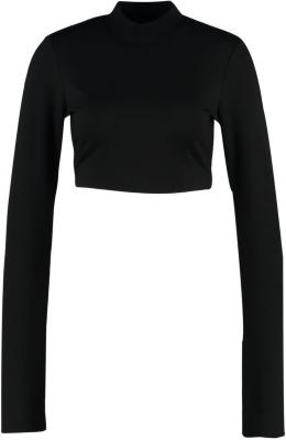Puma Fenty by Rihanna Long Sleeve Cropped Mock Neck Top (Dame)