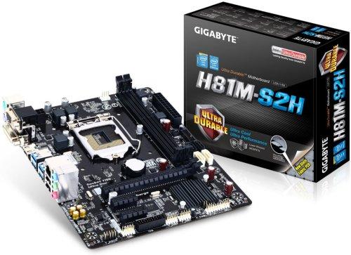 Gigabyte GA-H81M-S2H