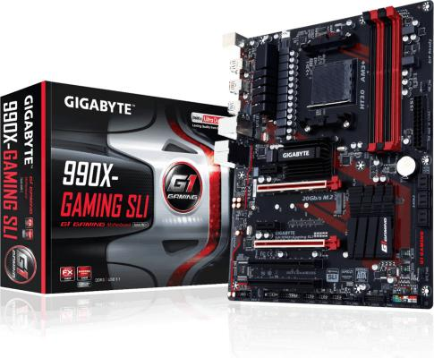 Gigabyte GA-990X-Gaming