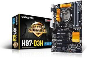 Gigabyte GA-H97-D3H