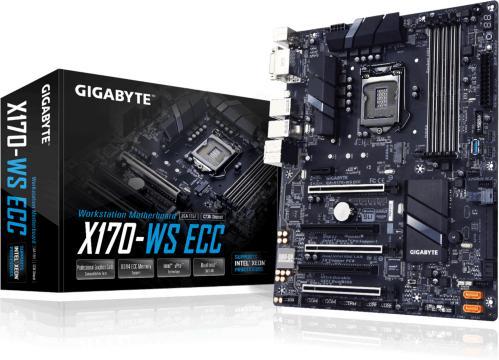 Gigabyte GA-X170-WS