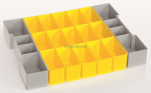 Sortimo bokssett for L-Boxx B3