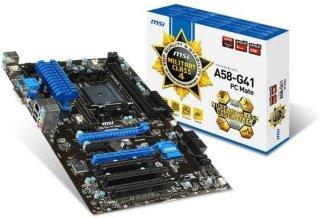 MSI A58-G41 PC Mate