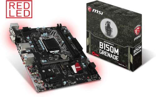 MSI B150M Grenade