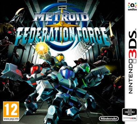 Metroid Prime: Federation Force til 3DS
