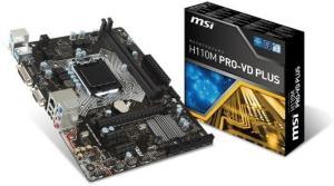 MSI H110M PRO-VD PLUS
