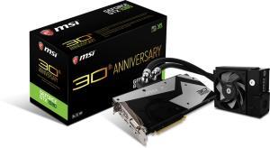 MSI GeForce GTX 1080 30th Anniversary
