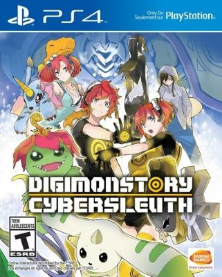 Digimon Story: Cyber Sleuth til Playstation 4