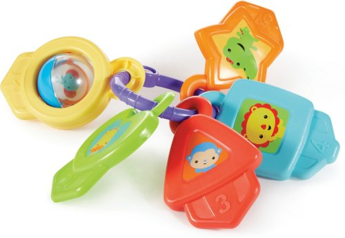 Fisher-Price Nøkkelknippe Bitering