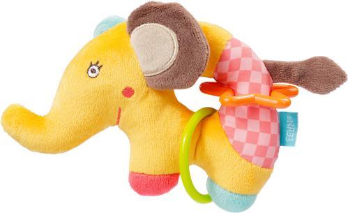 Baby Fehn Safari Elefant Ringrangle