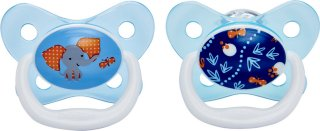 Dr.Brown's Prevent Butterfly Smokk 6-12m