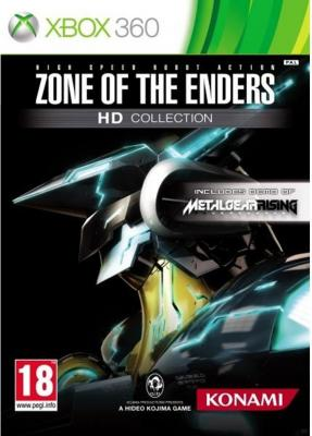 Zone of the Enders HD Collection til Xbox 360