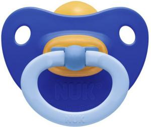 Nuk Classic Soft Latex Smokk 0-6m