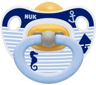 Nuk Happy Kids Latex Smokk 0-6m