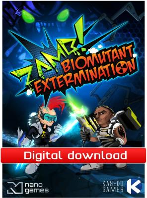 ZAMB! Biomutant Extermination til PC