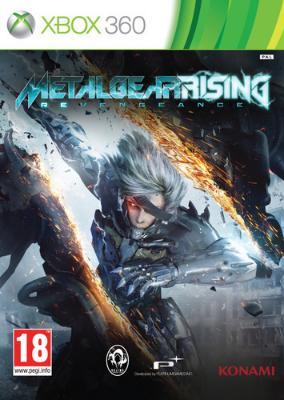 Metal Gear Rising: Revengeance  til Xbox 360