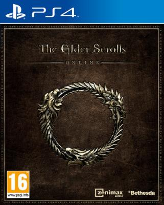 The Elder Scrolls Online til Playstation 4