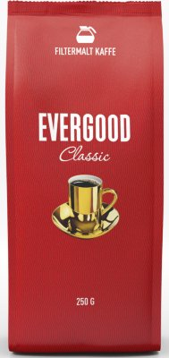 Evergood Filtermalt 250g