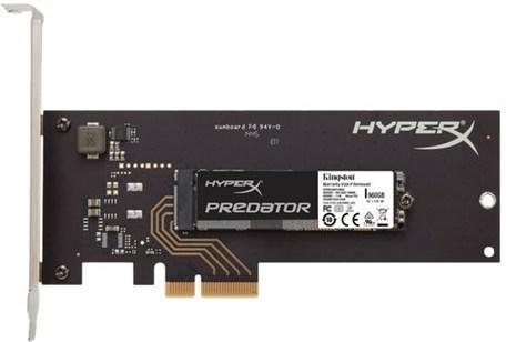 Kingston HyperX Predator 960GB M.2 (SHPM2280P2H/960G)